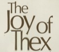 The Joy of Thex